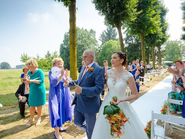 Il matrimonio di Alessandro e Erica a Robecco sul Naviglio, Milano 34