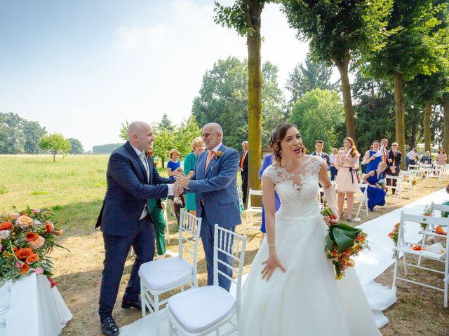 Il matrimonio di Alessandro e Erica a Robecco sul Naviglio, Milano 35