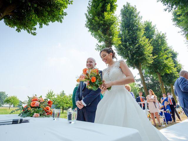Il matrimonio di Alessandro e Erica a Robecco sul Naviglio, Milano 36