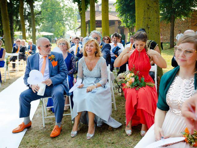 Il matrimonio di Alessandro e Erica a Robecco sul Naviglio, Milano 37