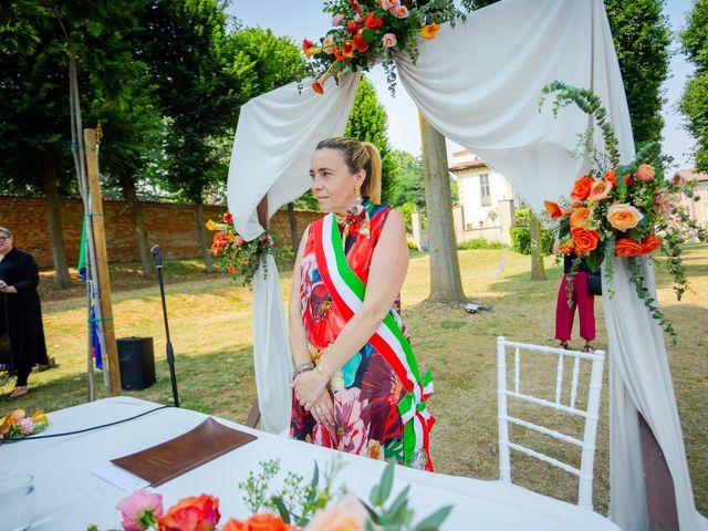 Il matrimonio di Alessandro e Erica a Robecco sul Naviglio, Milano 39