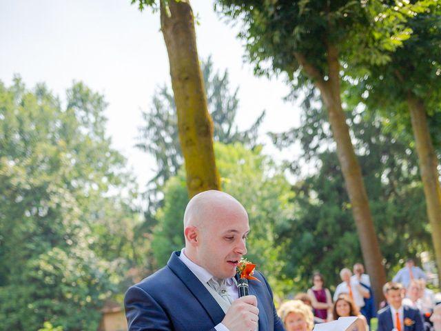 Il matrimonio di Alessandro e Erica a Robecco sul Naviglio, Milano 41