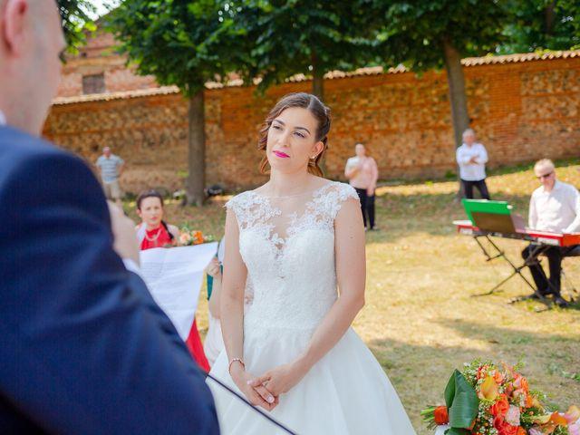 Il matrimonio di Alessandro e Erica a Robecco sul Naviglio, Milano 42