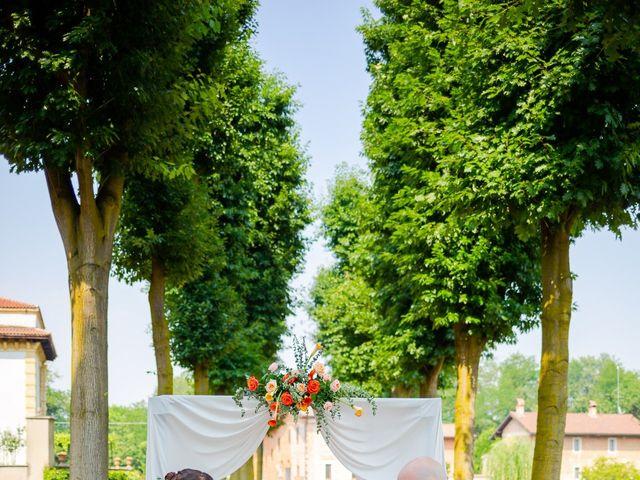 Il matrimonio di Alessandro e Erica a Robecco sul Naviglio, Milano 43