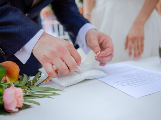 Il matrimonio di Alessandro e Erica a Robecco sul Naviglio, Milano 47