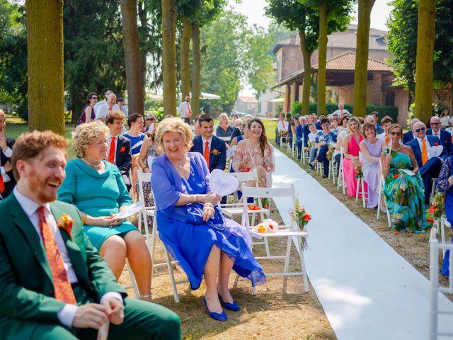 Il matrimonio di Alessandro e Erica a Robecco sul Naviglio, Milano 51