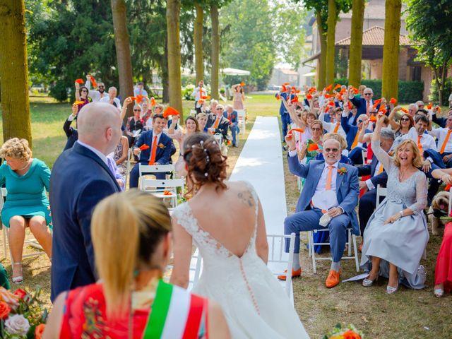Il matrimonio di Alessandro e Erica a Robecco sul Naviglio, Milano 53