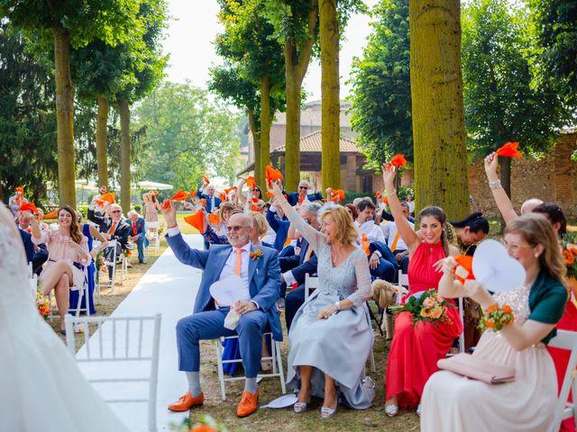 Il matrimonio di Alessandro e Erica a Robecco sul Naviglio, Milano 54