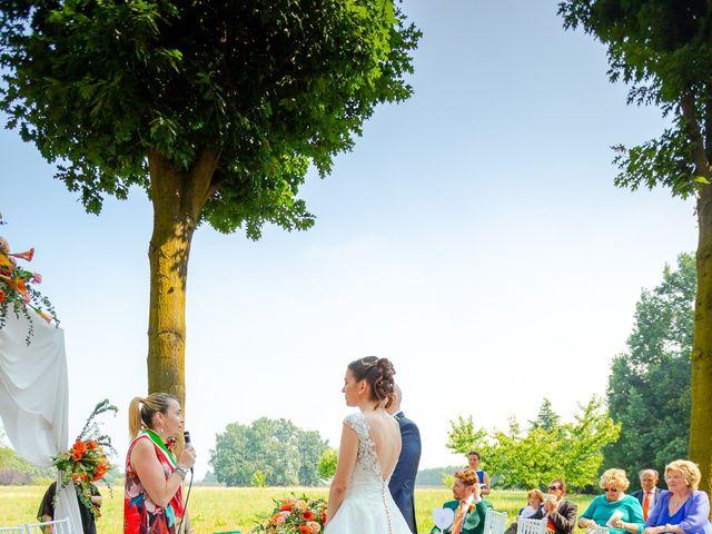 Il matrimonio di Alessandro e Erica a Robecco sul Naviglio, Milano 57