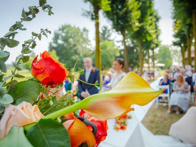 Il matrimonio di Alessandro e Erica a Robecco sul Naviglio, Milano 58