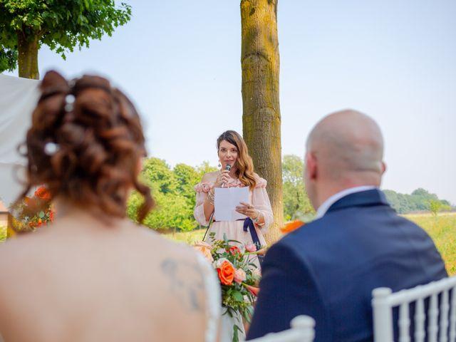 Il matrimonio di Alessandro e Erica a Robecco sul Naviglio, Milano 61