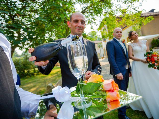 Il matrimonio di Alessandro e Erica a Robecco sul Naviglio, Milano 70