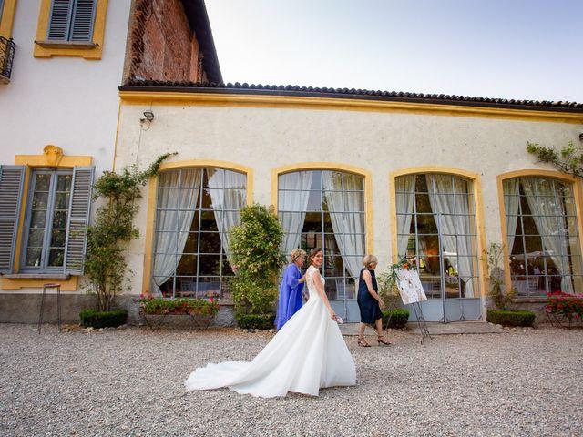 Il matrimonio di Alessandro e Erica a Robecco sul Naviglio, Milano 77