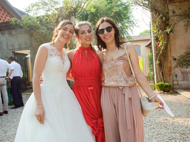 Il matrimonio di Alessandro e Erica a Robecco sul Naviglio, Milano 80