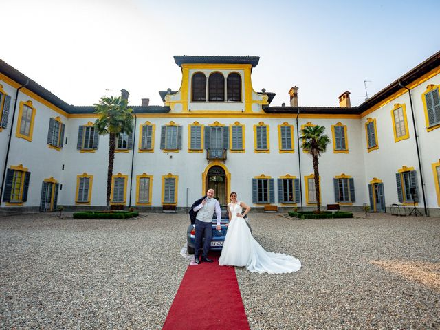 Il matrimonio di Alessandro e Erica a Robecco sul Naviglio, Milano 81
