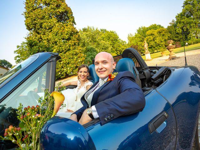 Il matrimonio di Alessandro e Erica a Robecco sul Naviglio, Milano 82