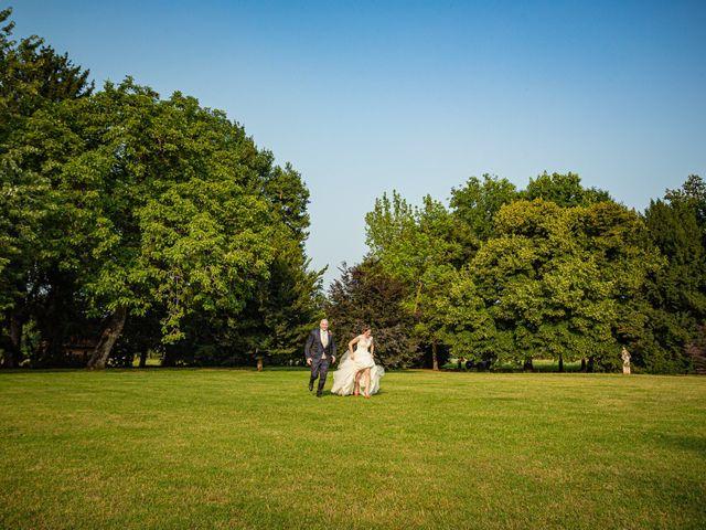 Il matrimonio di Alessandro e Erica a Robecco sul Naviglio, Milano 86