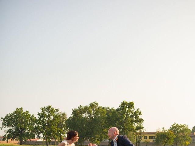 Il matrimonio di Alessandro e Erica a Robecco sul Naviglio, Milano 89