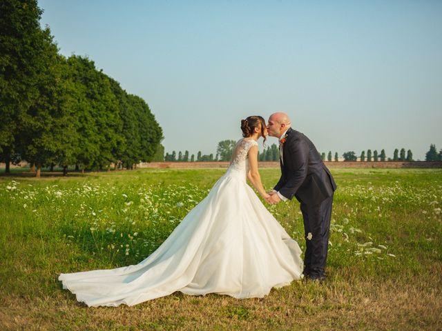 Il matrimonio di Alessandro e Erica a Robecco sul Naviglio, Milano 93