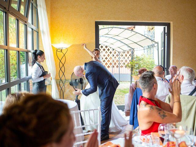 Il matrimonio di Alessandro e Erica a Robecco sul Naviglio, Milano 96