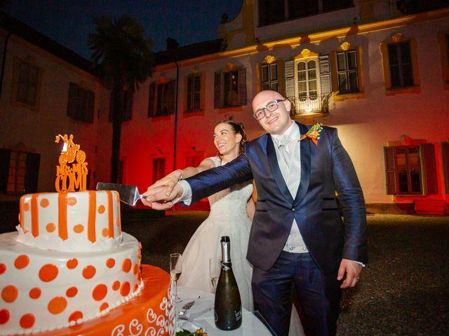 Il matrimonio di Alessandro e Erica a Robecco sul Naviglio, Milano 108