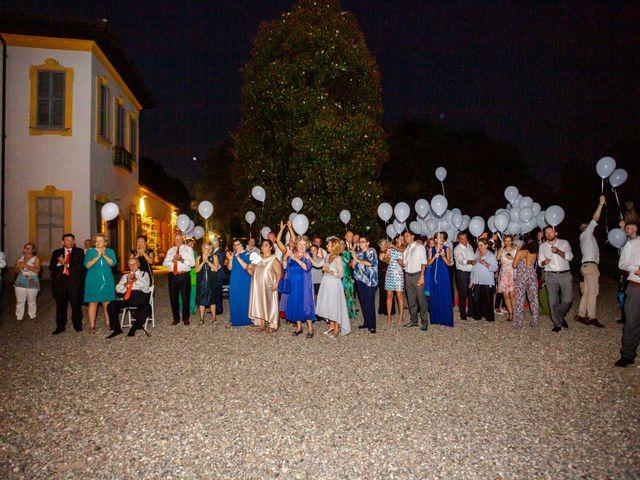 Il matrimonio di Alessandro e Erica a Robecco sul Naviglio, Milano 110