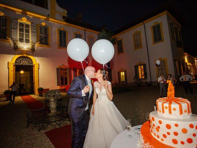 Il matrimonio di Alessandro e Erica a Robecco sul Naviglio, Milano 111