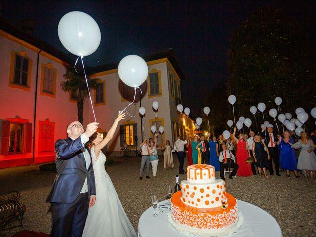 Il matrimonio di Alessandro e Erica a Robecco sul Naviglio, Milano 112