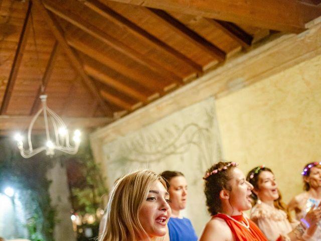 Il matrimonio di Alessandro e Erica a Robecco sul Naviglio, Milano 128