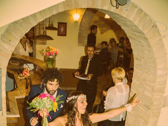 Il matrimonio di Lorenzo e Sascia a Montegranaro, Fermo 10