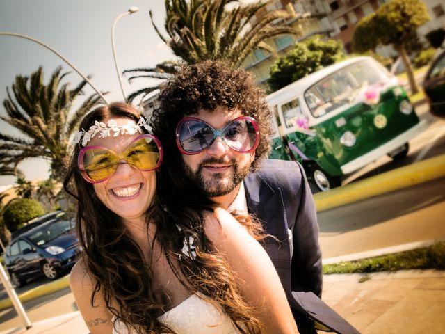 Il matrimonio di Lorenzo e Sascia a Montegranaro, Fermo 16