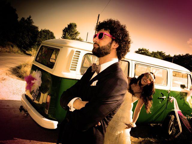 Il matrimonio di Lorenzo e Sascia a Montegranaro, Fermo 22
