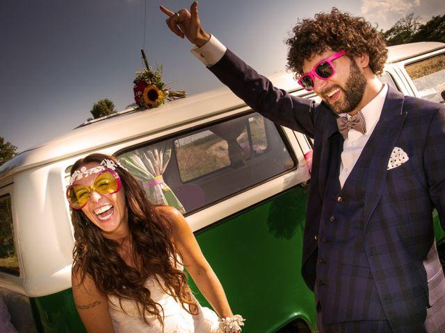 Il matrimonio di Lorenzo e Sascia a Montegranaro, Fermo 23