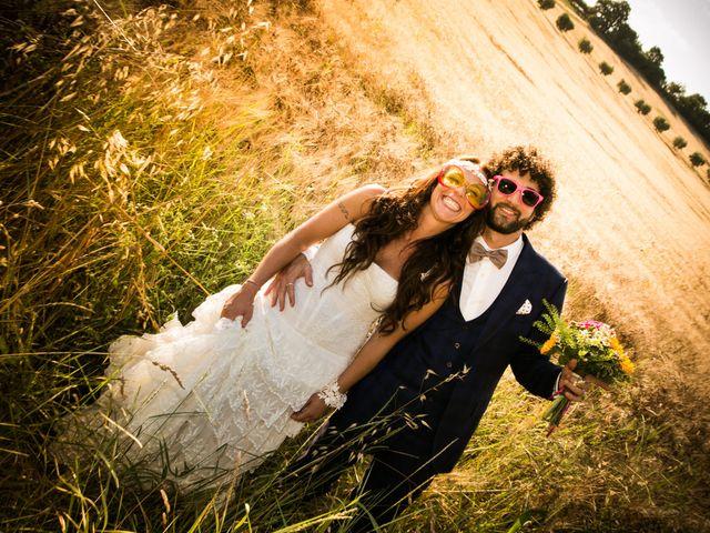 Il matrimonio di Lorenzo e Sascia a Montegranaro, Fermo 27