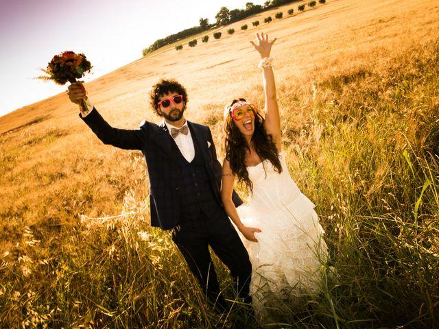 Il matrimonio di Lorenzo e Sascia a Montegranaro, Fermo 28
