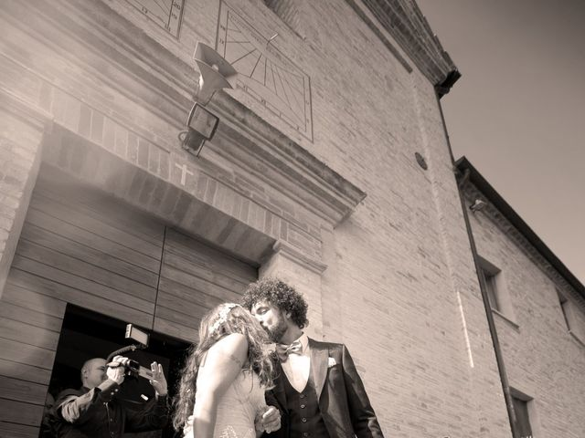 Il matrimonio di Lorenzo e Sascia a Montegranaro, Fermo 35