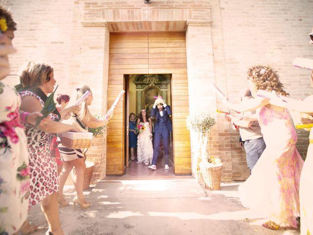 Il matrimonio di Lorenzo e Sascia a Montegranaro, Fermo 36