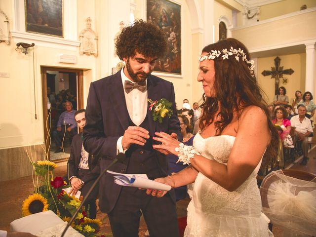 Il matrimonio di Lorenzo e Sascia a Montegranaro, Fermo 42