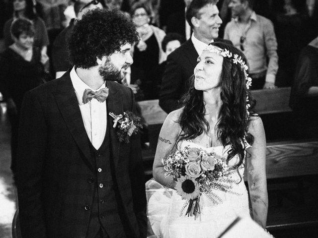 Il matrimonio di Lorenzo e Sascia a Montegranaro, Fermo 46