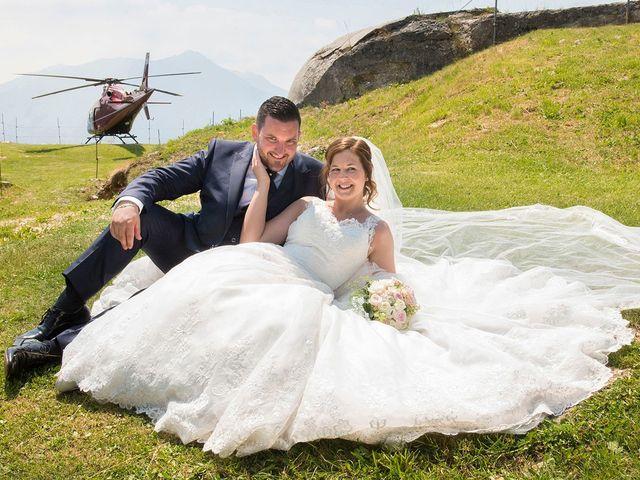 Le nozze di Anna e Walter