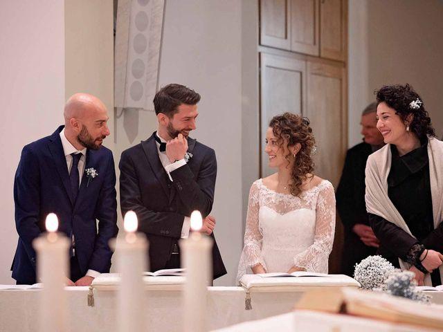 Il matrimonio di Andrea e Eleonora a Treviso, Treviso 10