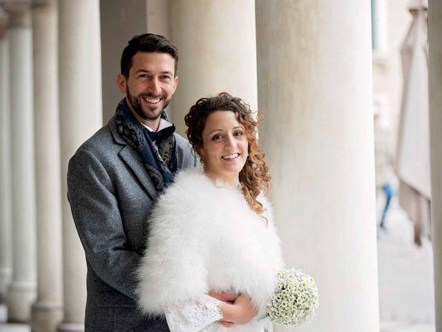 Il matrimonio di Andrea e Eleonora a Treviso, Treviso 18