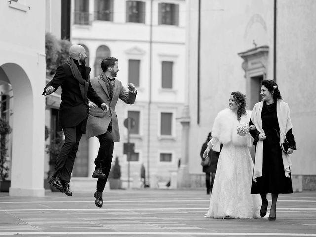 Il matrimonio di Andrea e Eleonora a Treviso, Treviso 1