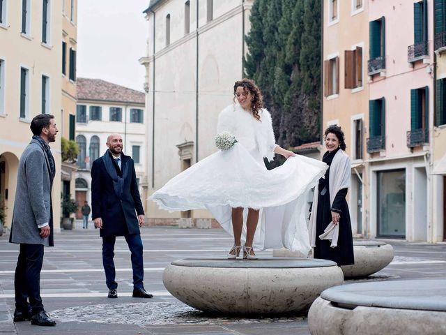 Il matrimonio di Andrea e Eleonora a Treviso, Treviso 20