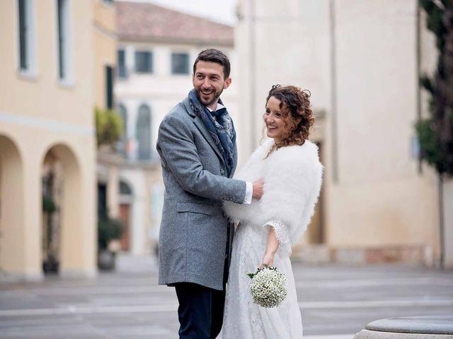 Il matrimonio di Andrea e Eleonora a Treviso, Treviso 21