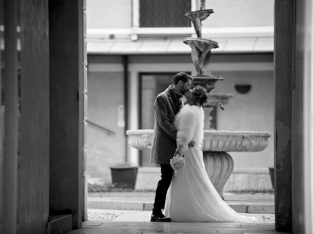 Il matrimonio di Andrea e Eleonora a Treviso, Treviso 22
