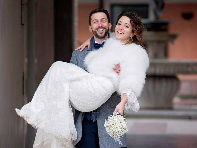 Il matrimonio di Andrea e Eleonora a Treviso, Treviso 23