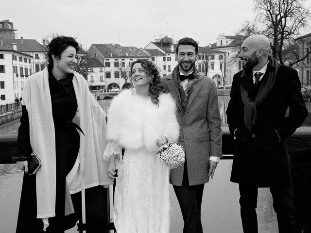 Il matrimonio di Andrea e Eleonora a Treviso, Treviso 24