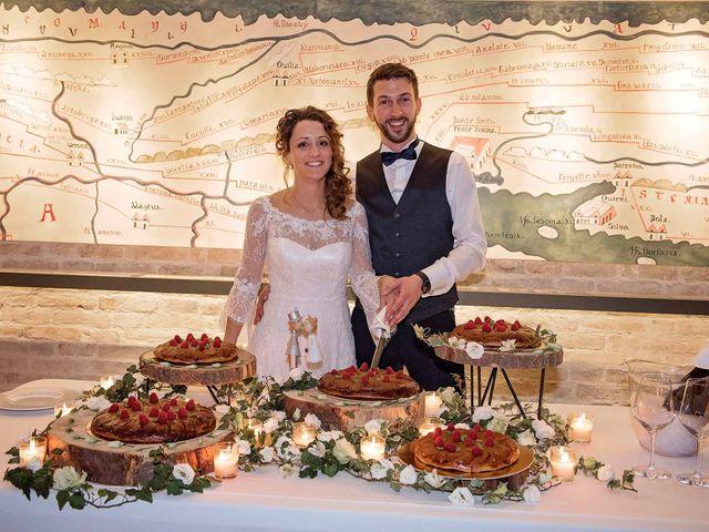 Il matrimonio di Andrea e Eleonora a Treviso, Treviso 33