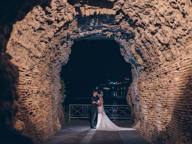Le nozze di Stefano e Federica